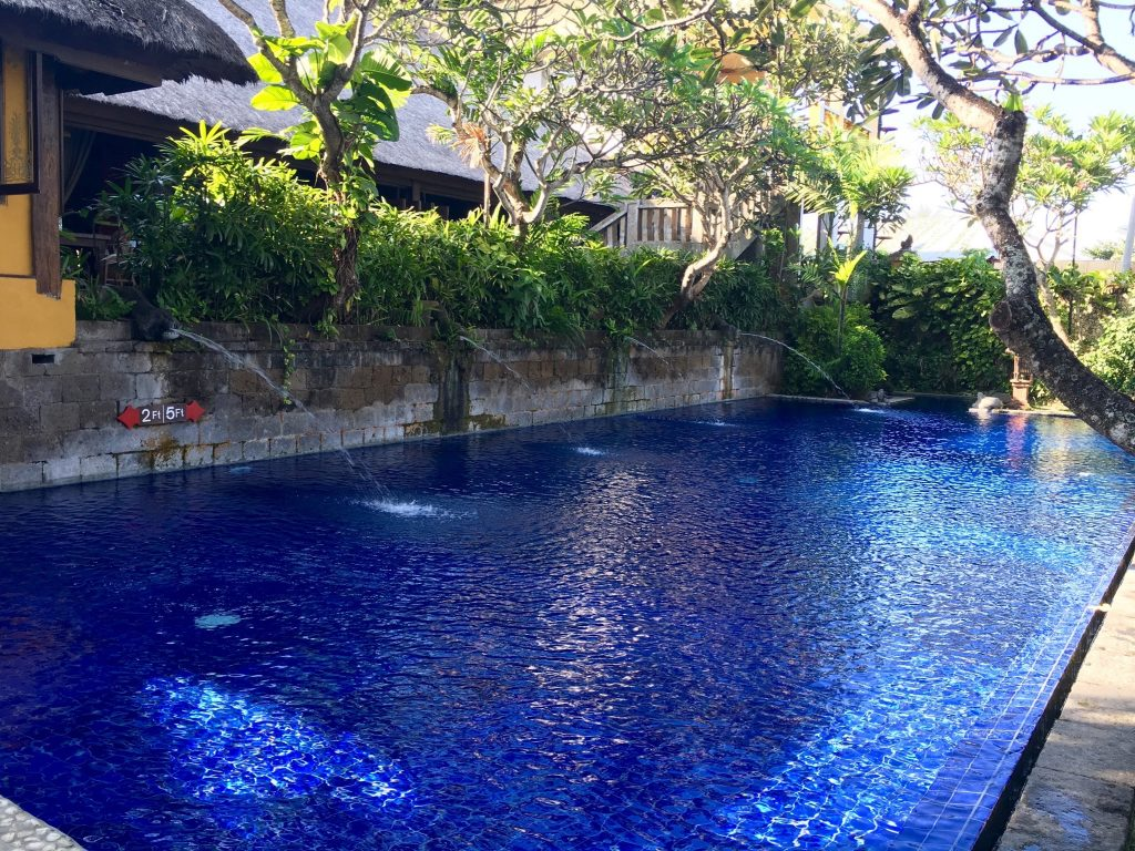 Tugu Bali Swimming Pool