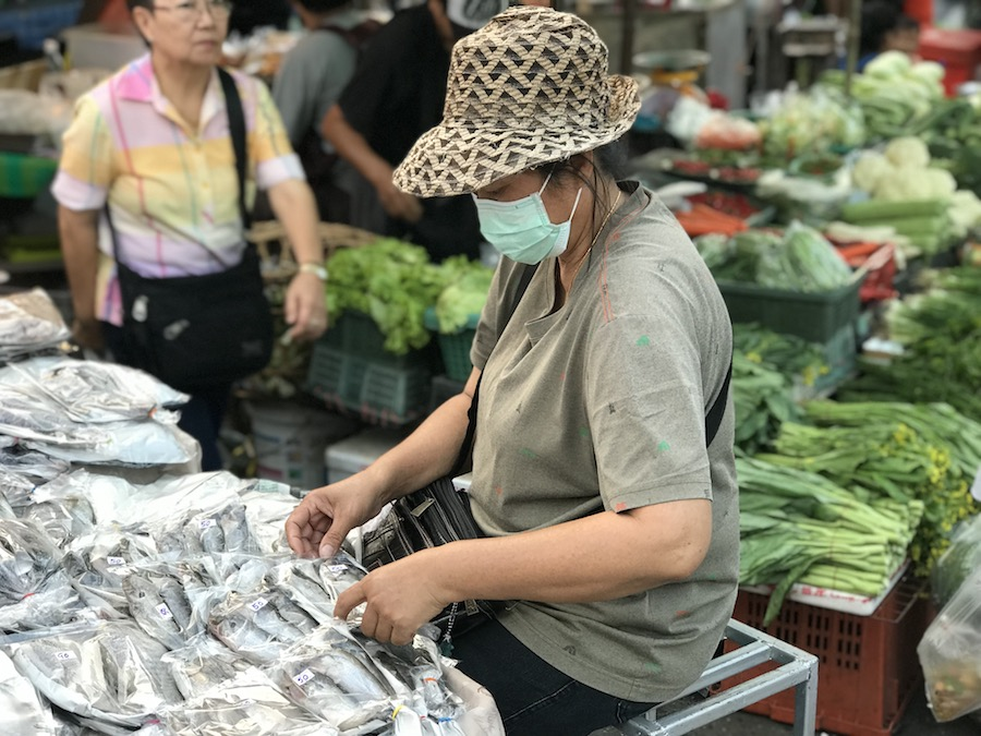 Chiang Rai Fresh Market