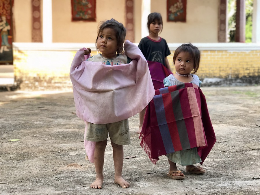 Laos'kids